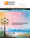 2015 Heal Thy Practice: Transforming Patient Care Conference